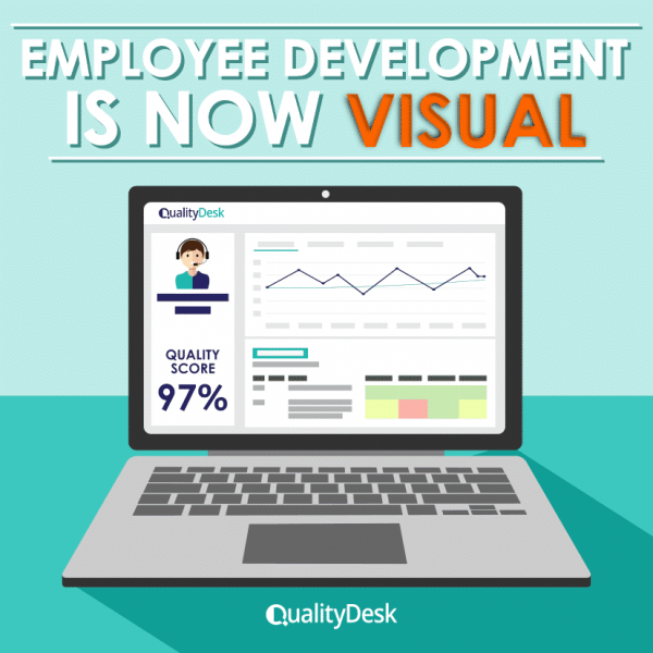 Employee development is visual